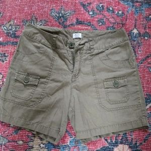 ⭐Army green shorts